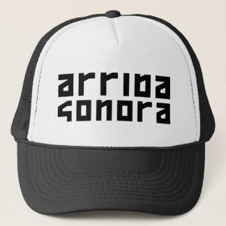 Arribaのソノラ-元の黒いロゴ キャップ