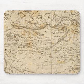 Arrowsmith著中央アジアの地図 マウスパッド