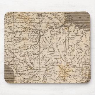 Arrowsmith著南アメリカの地図 マウスパッド