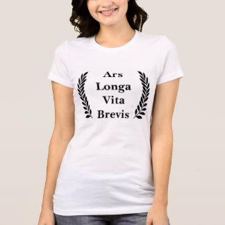 Ars Longa、Brevis Vita… Tシャツ