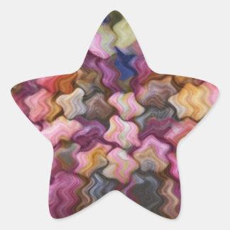 Art101大理石のすばらしい装飾 星シール