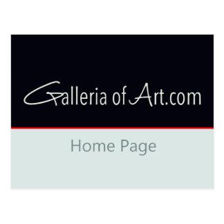 Art.comのガレリア ポストカード