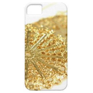Artandraの金ゴールドの宝石のiPhoneカバー iPhone SE/5/5s ケース