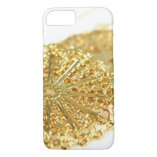 Artandraの金ゴールドの宝石のiPhone 7の場合 iPhone 8/7ケース