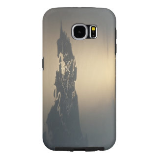 ArtAndra著金ゴールド半島 Samsung Galaxy S6 ケース