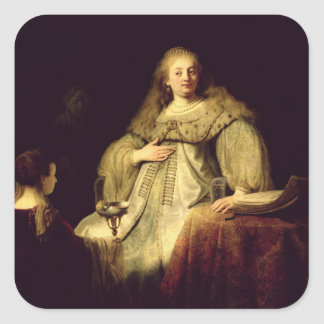 Artemisia 1634年 スクエアシール