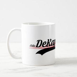 Artie DeKaplanyのキャンペーンマグ コーヒーマグカップ