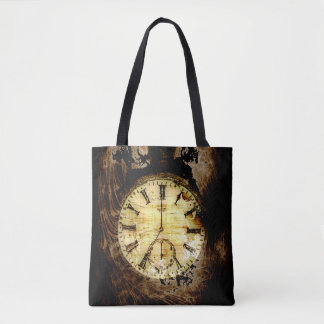 Artifact of Time - Pocket Watch トートバッグ