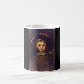 Artist's_Dutchのマスターのポートレート コーヒーマグカップ