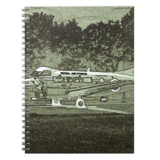 Arty De Havilland DH104デボン ノートブック