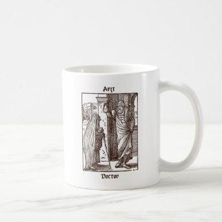 Arzt -医者 コーヒーマグカップ