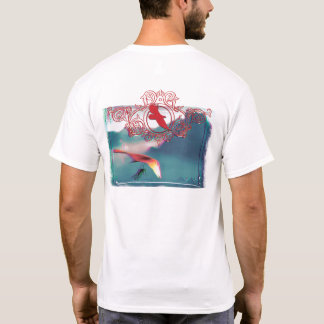 ASAのデルタHG-29 3D PontoCentral Tシャツ
