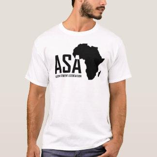 ASAの白のティー Tシャツ