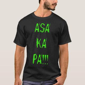 ASAのKA PA!!! Tシャツ