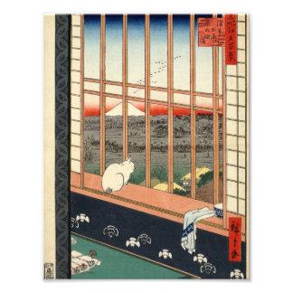Asakusa RicefieldsおよびTorinomachiの祝祭 フォトプリント