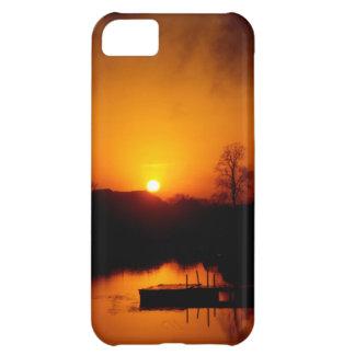 ASBURY公園の薄暗がり iPhone5Cケース