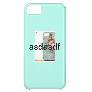 asdfasdf iPhone5Cケース