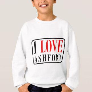 Ashfordのアラバマ都市デザイン スウェットシャツ