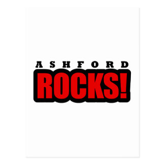 Ashfordのアラバマ都市デザイン ポストカード