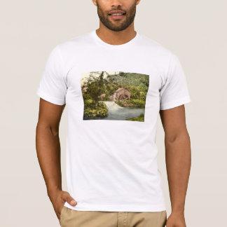Ashford、ダービーシャー、イギリスの古い製造所 Tシャツ
