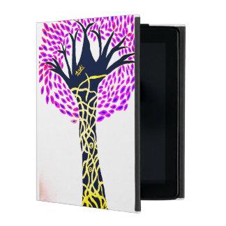Ashi Sharma著医術の木のデザイン iPad ケース