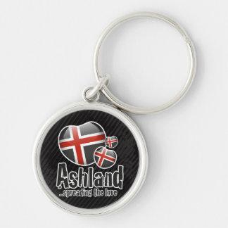 Ashland愛Keychain キーホルダー
