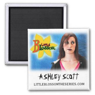 Ashleyスコットの冷蔵庫用マグネット マグネット