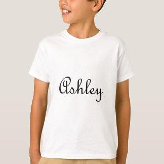 Ashley Tシャツ