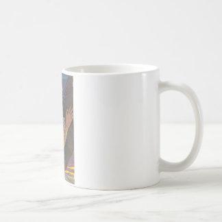 Ashmedaiおよび王Solomon コーヒーマグカップ