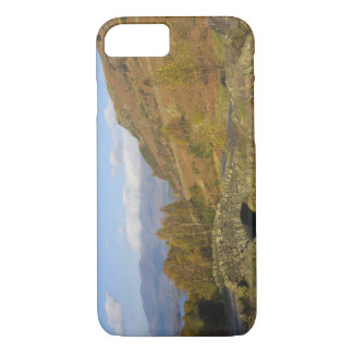 Ashness橋、湖地区、Cumbria、イギリス iPhone 8/7ケース