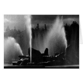 Ashokanの噴水 カード