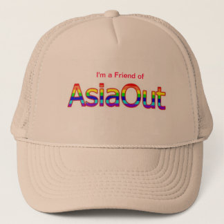 AsiaOutの帽子の友人 キャップ
