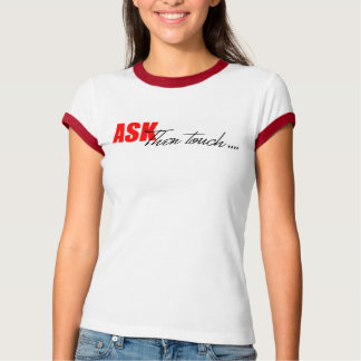 askthentouch tシャツ