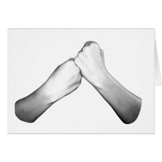 ASLのサポート カード
