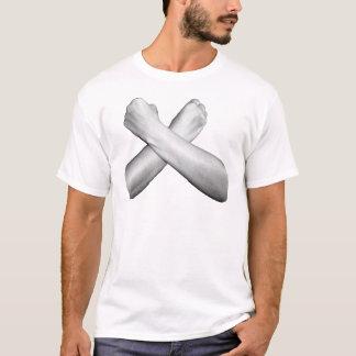 ASL (4)の愛 Tシャツ