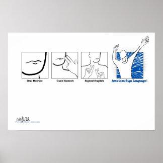 ASL Genki! ポスター