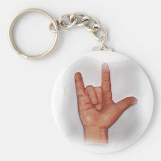 ASL I愛第3 キーホルダー