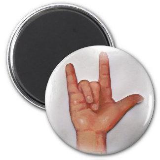 ASL I愛第3 マグネット