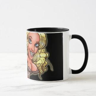 ASOによるJennaのBentleyセクシーなバレリーナ マグカップ