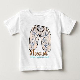Asoxual ベビーTシャツ