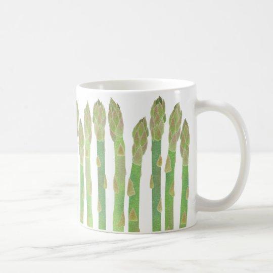 Asparagus Mug Cup コーヒーマグカップ