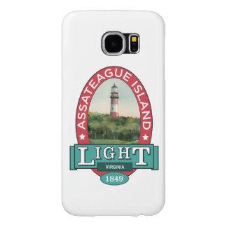 Assateagueの島ライト Samsung Galaxy S6 ケース