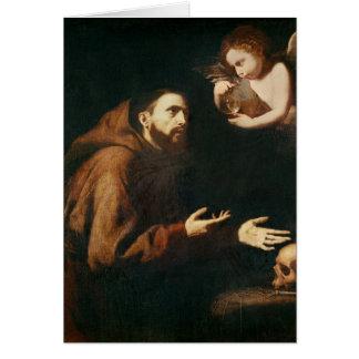 AssisiのSt Francisの視野 カード