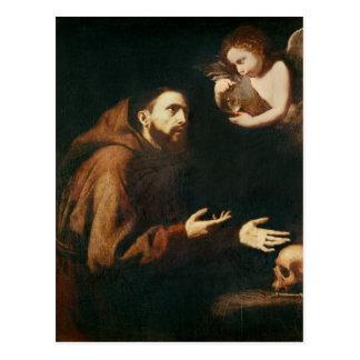 AssisiのSt Francisの視野 ポストカード
