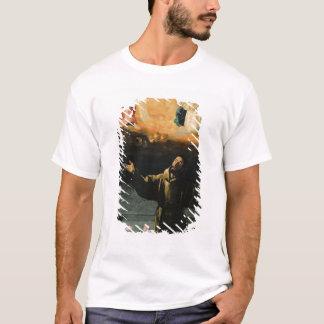 AssisiのSt Francis、バラの奇跡 Tシャツ