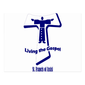 AssisiのSt. Francis ポストカード