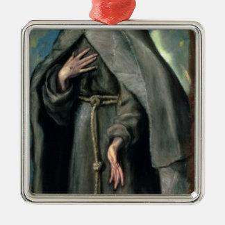 AssisiのSt Francis メタルオーナメント