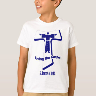 AssisiのSt. Francis Tシャツ