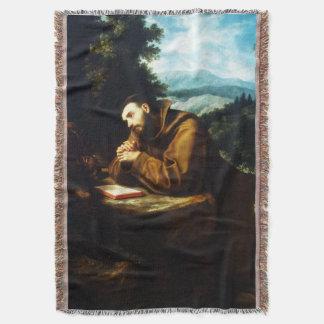 Assisi -サンフランシスコde Asis 09のSt. Francis スローブランケット