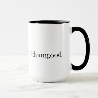 Astoriaのウィスキーの社会の#dramgoodのマグ マグカップ